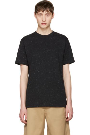 A.P.C. - Black Jimmy T-Shirt