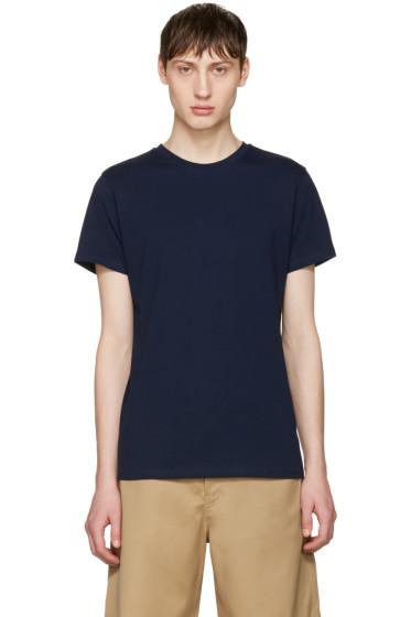 A.P.C. - Navy Jimmy T-Shirt