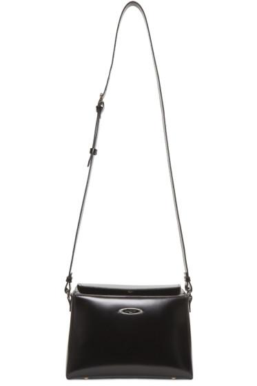 Lanvin - Black Small Cube Bag