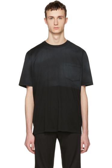 Lanvin - Black Ombre T-Shirt