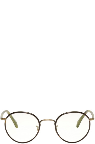 Paul Smith - Tortoiseshell Kennington Glasses