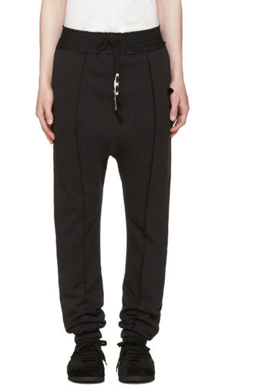 Damir Doma - Black Pei Lounge Pants