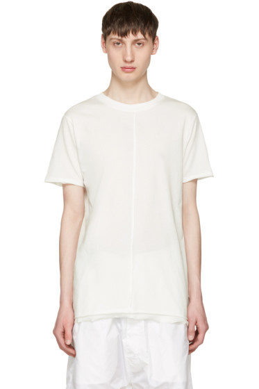 Damir Doma - White Tegan T-Shirt