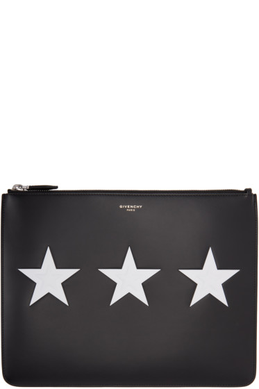 Givenchy - Black Stars Pouch