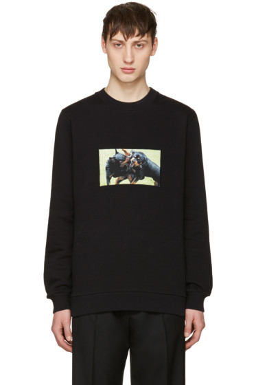 Givenchy - Black Rottweiler Sweatshirt