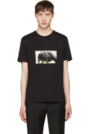 Givenchy - Black Rottweiler T-Shirt