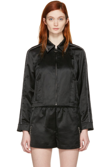 3.1 Phillip Lim - Black Western Jacket
