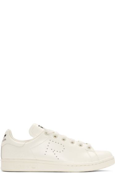 Raf Simons - Off-White adidas Originals Edition Stan Smith Sneakers