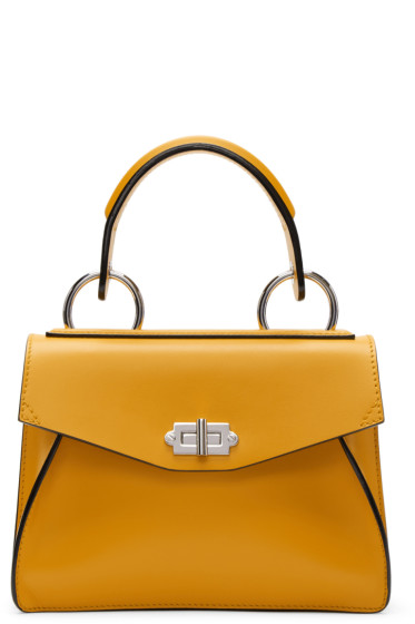 Proenza Schouler - Orange Small Hava Bag
