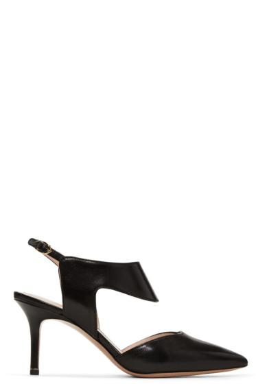Nicholas Kirkwood - Black Leda Heels