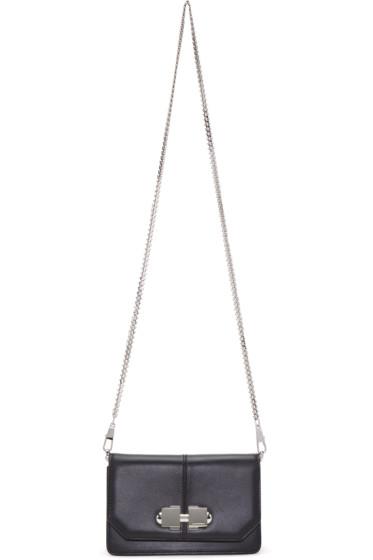 Carven - Black Chain Shoulder Bag