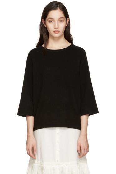 Chloé - Black Cashmere Iconic Sweater