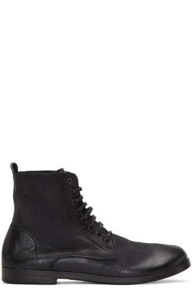 Marsèll - Black Lista Combat Boots