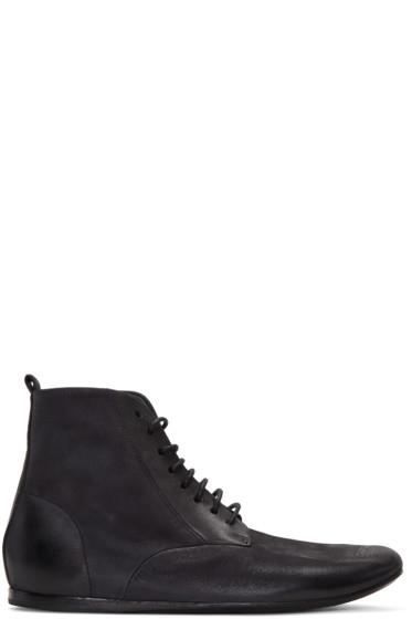 Marsèll - Black Strappiatam Boots