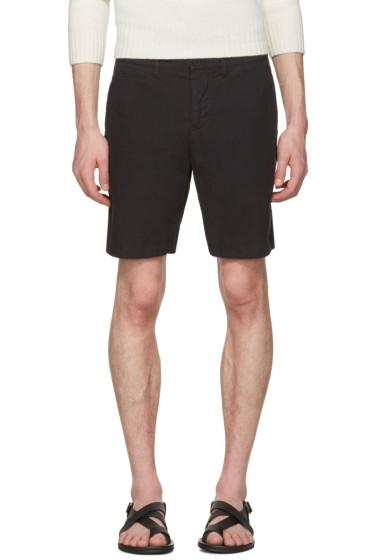 Burberry - Black LW MIL Chino Shorts