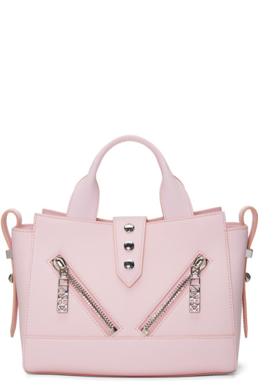 Kenzo - Pink Mini Kalifornia Tote