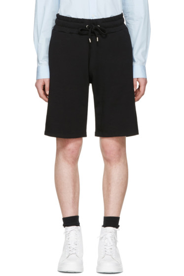 Kenzo - Black Logo Shorts