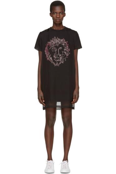 Versus - Black Lion Head Dress