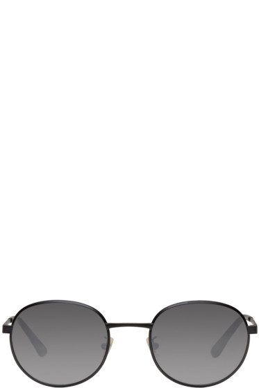 Saint Laurent - Black SL 135 Zero Sunglasses