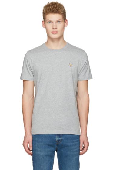 PS by Paul Smith - Grey Zebra T-Shirt
