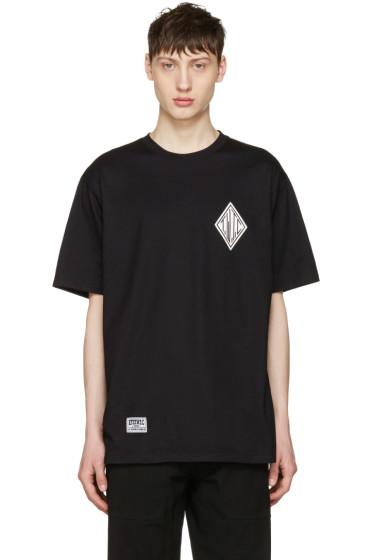 KTZ - Black Square T-Shirt