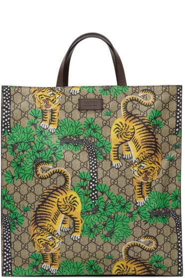 Gucci - Multicolor Bengal Tote