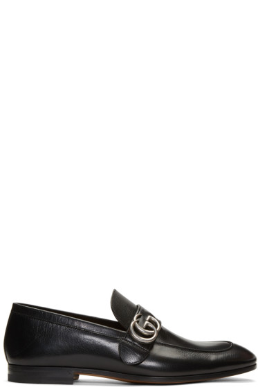 Gucci - Black Donnie Loafers
