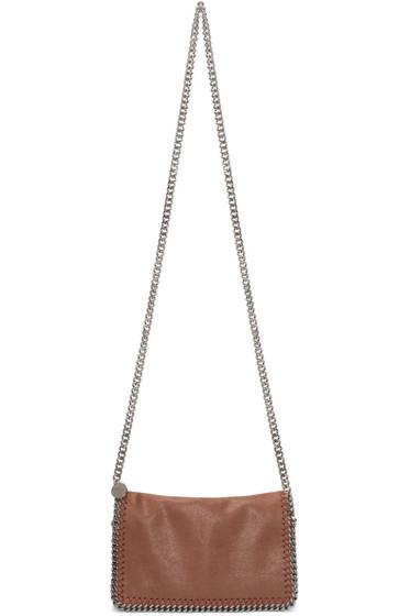 Stella McCartney - Brown Falabella Cross Body Bag