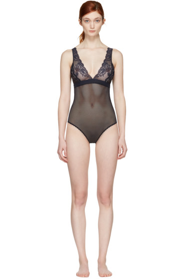 Stella McCartney - Navy Sophie Surprising Bodysuit
