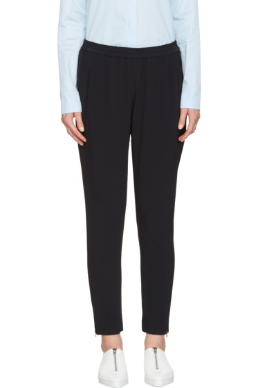 Stella McCartney - Navy Tamara Trousers