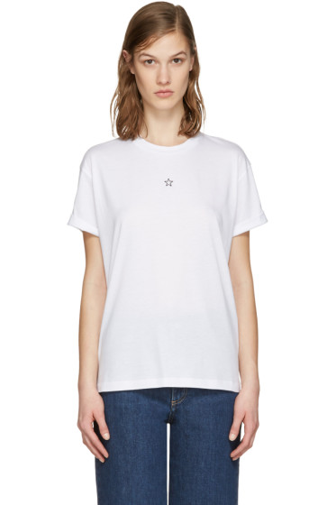 Stella McCartney - White Star T-Shirt