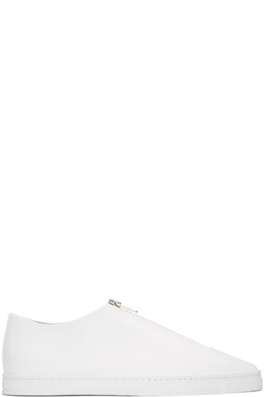 Stella McCartney - White Medusa Sneakers