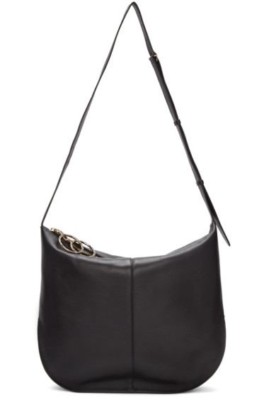 Nina Ricci - Black Large Kuti Shoulder Bag