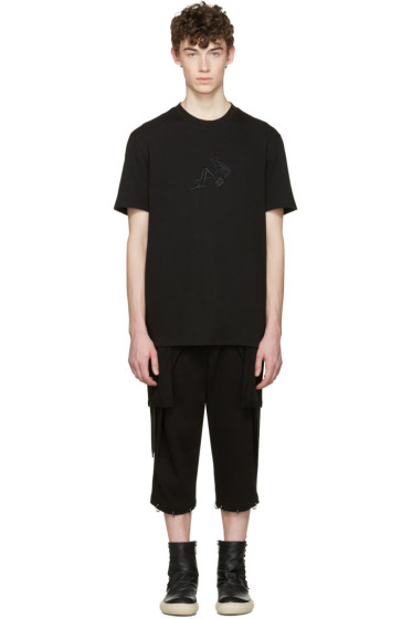 D.Gnak by Kang.D - Black Skeleton T-Shirt
