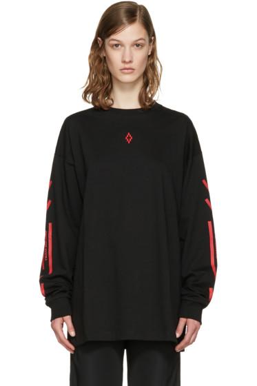 Marcelo Burlon County of Milan - Black Platon T-Shirt
