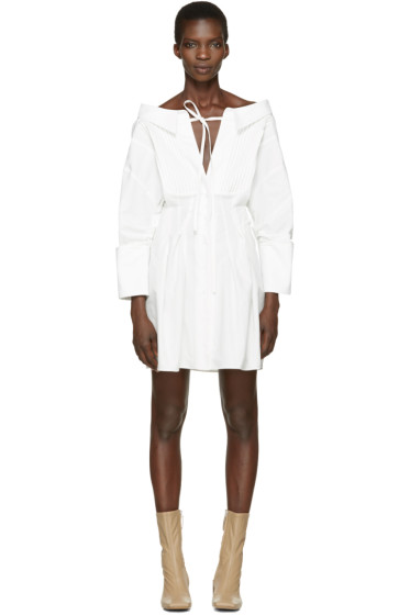Jacquemus - White 'La Robe Arlésienne' Dress