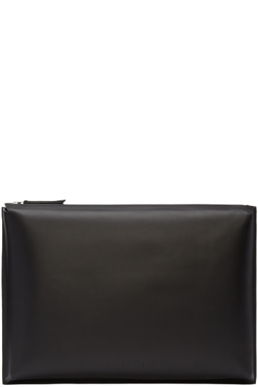 PB 0110 - Black CM 25 Portfolio Document Holder