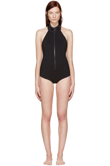 Lisa Marie Fernandez - Black Lisa Marie Swimsuit