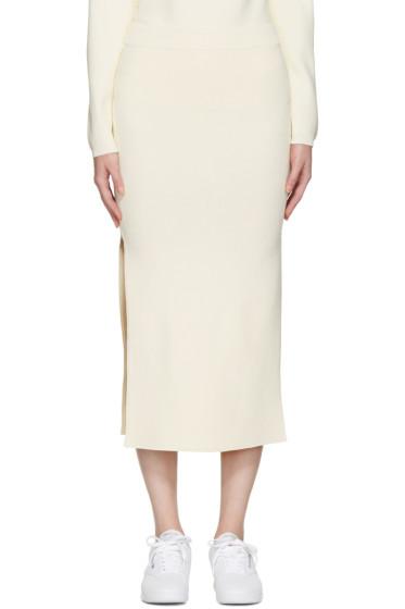 Won Hundred - Ivory Gia Skirt