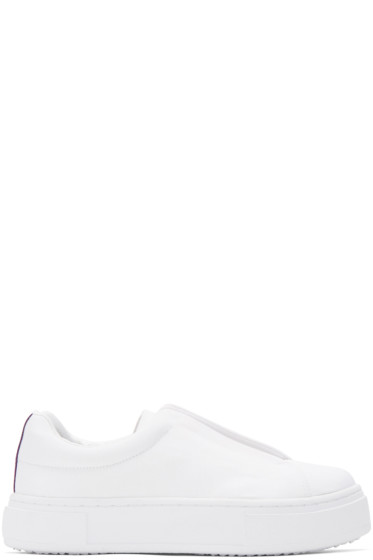 Eytys - White Doja Sneakers
