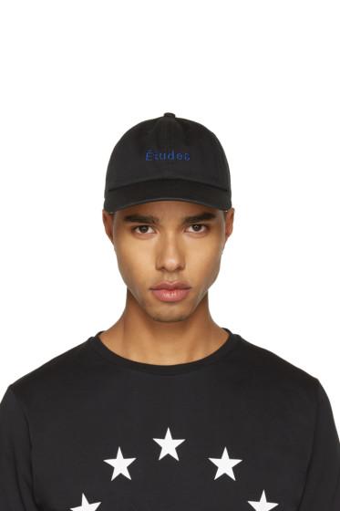 Etudes - Black Still Cap