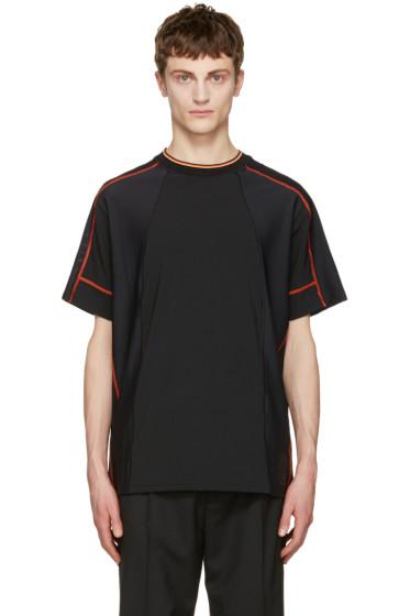 Versace Underwear - Black Running T-Shirt