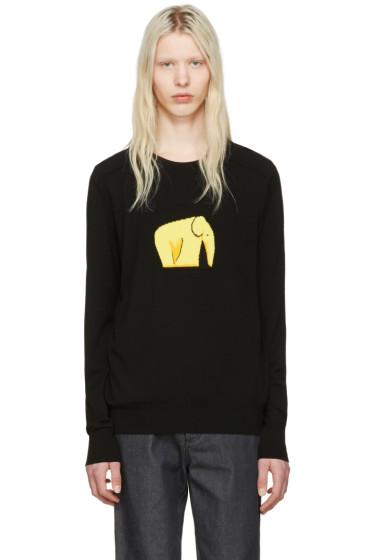 Loewe - Black Elephant Sweater