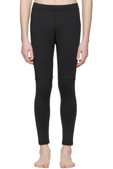 Fendi - Black Running Leggings