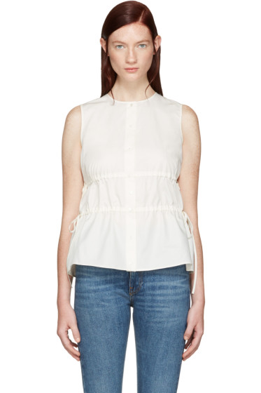Brock Collection - Ivory Taylor Blouse