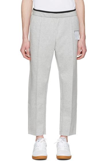 Satisfy - Grey Post-Run Trousers
