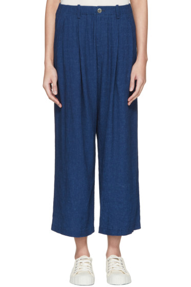 Blue Blue Japan - Indigo Wide Trousers