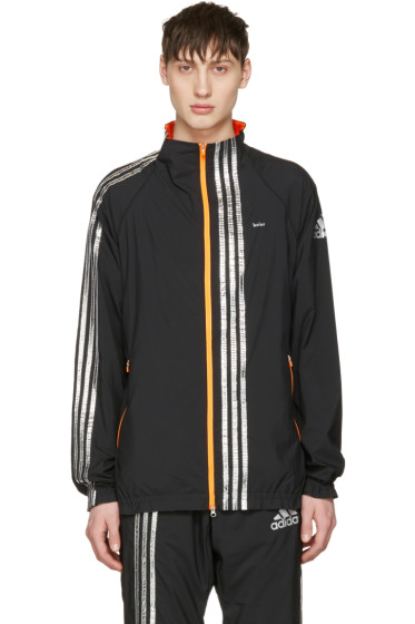 Adidas x Kolor - Black Track Jacket