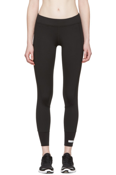adidas by Stella McCartney - Black 7/8 Leggings