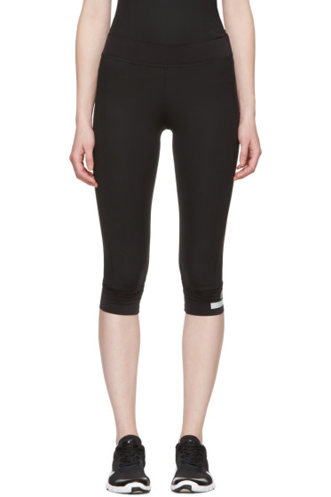 adidas by Stella McCartney - Black 3/4 Leggings